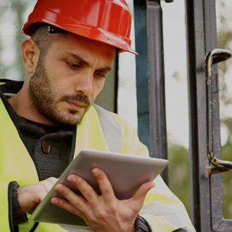 Easily schedule and dispatch work details from the field or the office