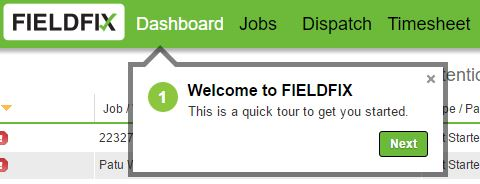 Welcome to FIELDFIX Guided Tours